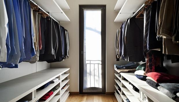 Walk In Closet Pequenos Con Baño:Walk in wardrobe
