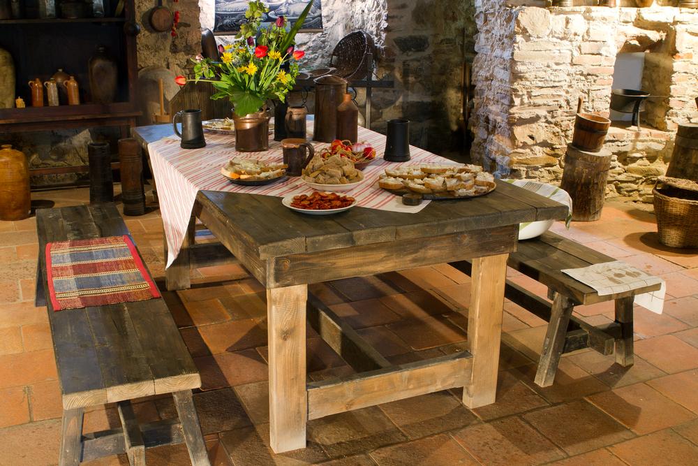 9 consejos de decoraci n para comedores en madera