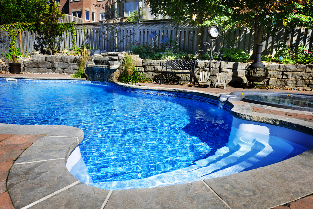 Cu nto cuesta construir una piscina revista lamudi - Cuanto cuesta construir una piscina ...