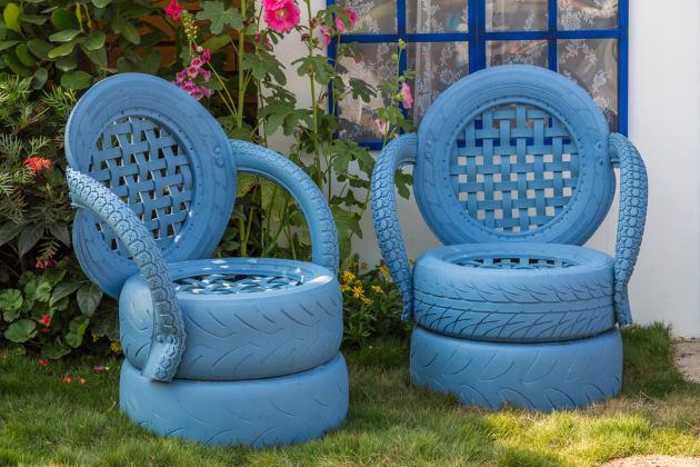 Opciones para crear muebles con materiales reciclados Revista Lamudi