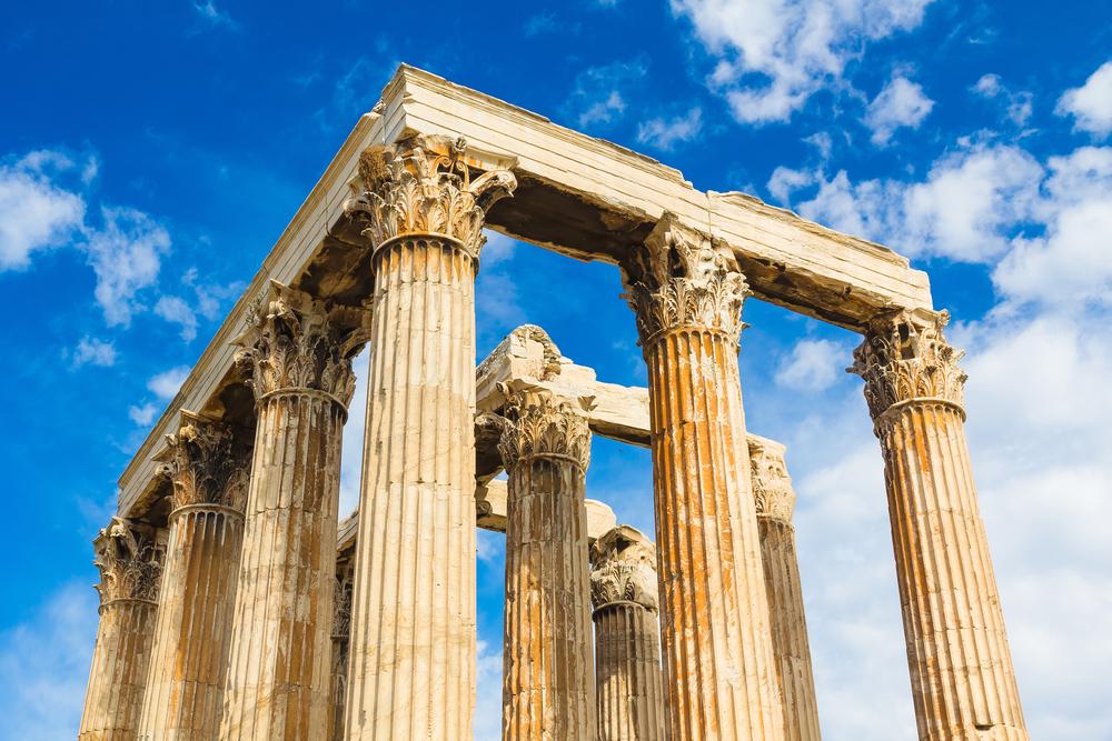 La arquitectura de la grecia cl sica revista lamudi for Arquitectura griega templos