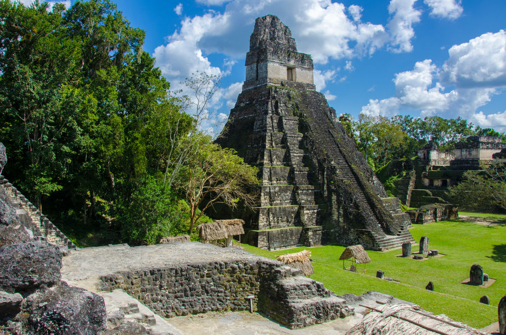 La arquitectura maya revista lamudi for Las construcciones de los mayas