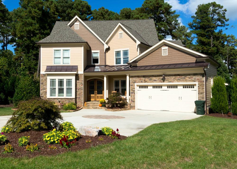 Fachadas de casas revista lamudi for Fachadas de casas estilo americano