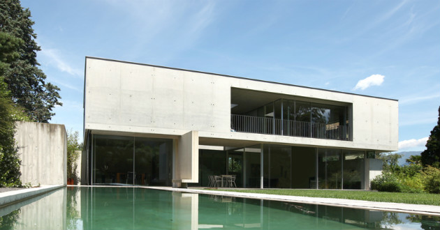 Fachadas de casas modernas revista lamudi for Ideas para fachadas de casas modernas