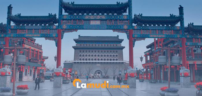 arquitectura en la era imperial china