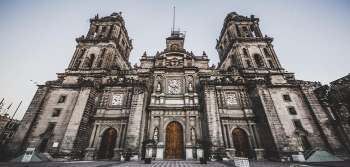 arquitectura barroca en méxico