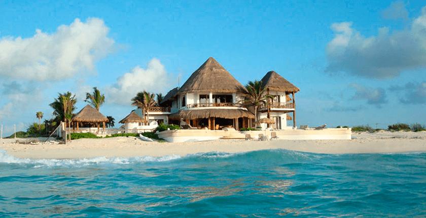 casa playa vacaciones