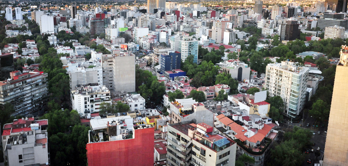 Cambios en precios de vivienda en México 2021