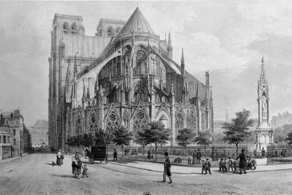Arquitectura Gótica Inicios